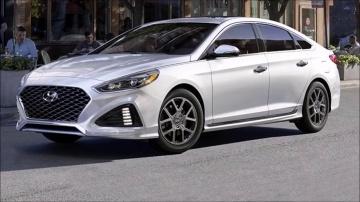 2018 Hyundai Sonata Review обзор, тест драйв