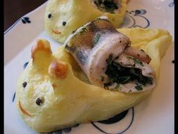 Ирина Хлебникова - Картофельные улитки с рыбой | Рецепт приготовления