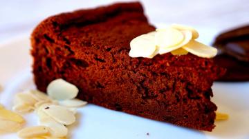 ПРОСТОЙ Шоколадный Торт БЕЗ МУКИ | Всего 2 ПРОДУКТА Ольга Матвей