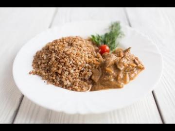 Гречку не подают к блюдам с кислинкой / от шеф-повара / Илья Лазерсон / Мировой повар