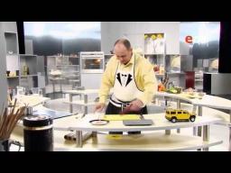 Стейк, фаршированный креветками рецепт от шеф-повара / Илья Лазерсон